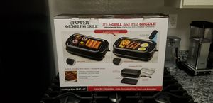 Power smokeless grill for Sale in Forest Heights, MD