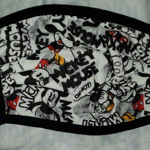 Disney Mickey Mouse Face Mask for Sale in Fontana, CA