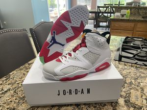 Air Jordan Retro 6 Hare size 13 100% Authentic for Sale in Laurel, MD