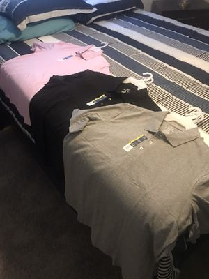 BRAND NEW MEN'S SHIRTS - $4 EACH FIRM for Sale in Largo, FL