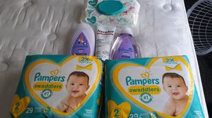 Pampers and Huggies for Sale in Las Vegas, NV