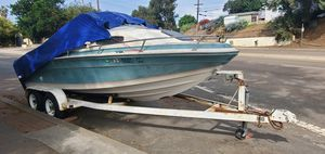 "Bluewater cuddy with trailer ""no motor"" for Sale in San Diego, CA"