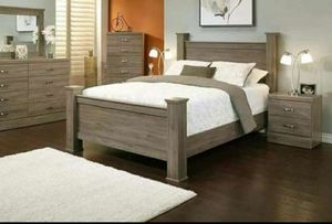 4pcs bed set RY for Sale in Ontario, CA