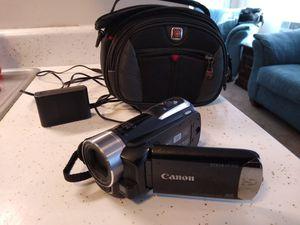 Sharp Canon vixia hfr 10 camcorder for Sale in Downers Grove, IL