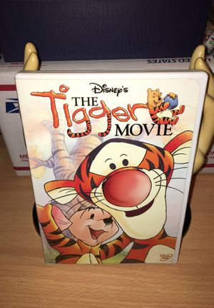 Tigger Movie — DVD for Sale in Cerritos, CA