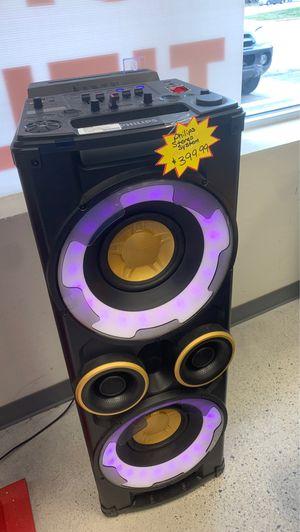 Philips stereo system for Sale in Jonesboro, GA