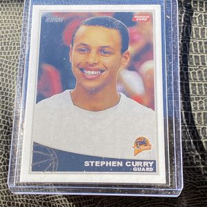 Stephen Curry Topps 2008 Rookie Card for Sale in Austin, TX