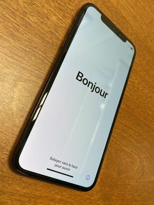 iPhone X 64gb Black Unlocked Tmobile for Sale in Seattle, WA