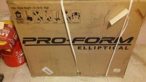 Procor Proform Elliptical(brand new. in box) for Sale in Baltimore, MD