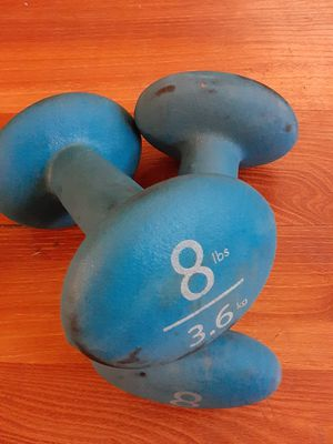 Weight dumbbells for Sale in Sacramento, CA