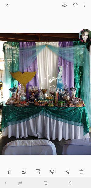 Mesa de Dulces y fruta for Sale in Long Beach, CA