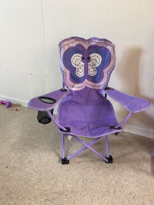 Kids Camping Chair for Sale in Riverside, CA