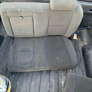 Silverado Rear Bench Seat for Sale in San Bernardino, CA