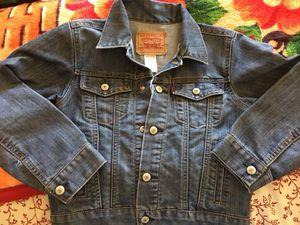 LEVIS jean jacket size 7 for Sale in Philadelphia, PA