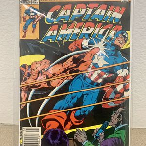 CAPTAIN AMERICA #271 for Sale in San Diego, CA