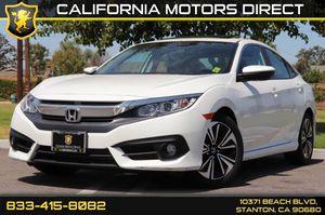 2016 Honda Civic Sedan for Sale in Stanton, CA