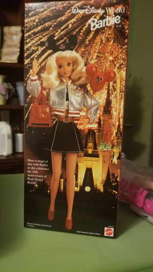 25th Anniversary Disney Barbie for Sale in Henderson, NV