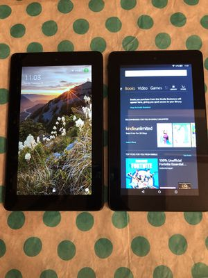 Amazon tablet bundle for Sale in Shelbyville, TN