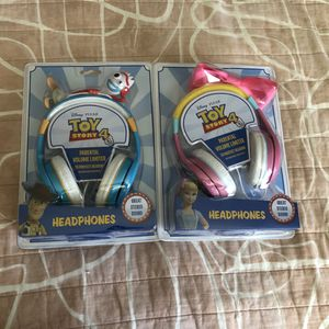 Toys story headphones for Sale in Escondido, CA