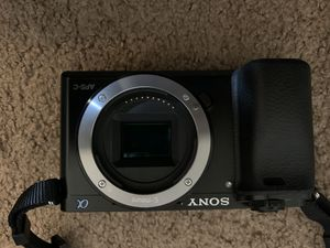 Sony a6000 Camera base for Sale in Redwood City, CA