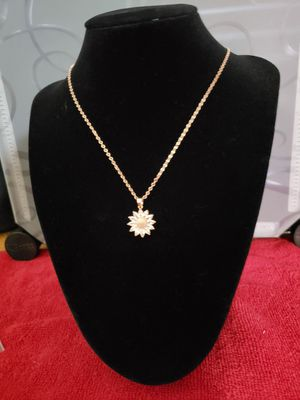 Sunflower necklace for Sale in Lincoln, NE