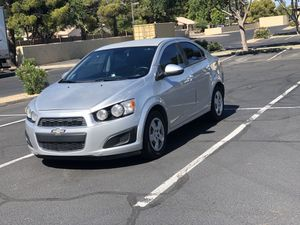 2013 Chevy Sonic for Sale in Glendale, AZ