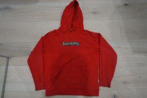 Supreme Gonz Logo Hoodie Size Medium for Sale in Irvine, CA