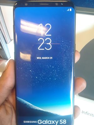 Crazy deals going on....Samsung S8 going for only $599.99!!!!!!! for Sale in NC, US
