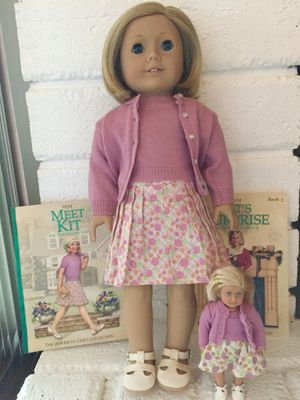 American Girl Doll and Mini Doll for Sale in San Diego, CA