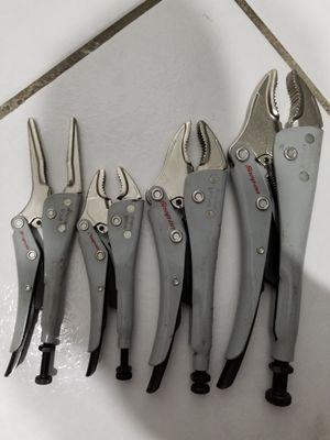Snap on locking pliers for Sale in Glendale, AZ