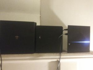First ps4 for sale have a pro and slim now and don't play it the first one offerup for Sale in Detroit, MI