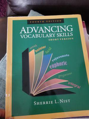 Advance vocabulary skill for Sale in Miami Gardens, FL
