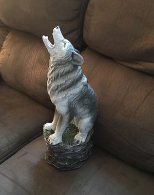 Wolf Incense burner for Sale in Joice, IA