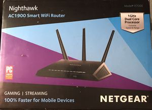 Gaming and Streaming Smart WiFi Router for Sale in Mesa, AZ