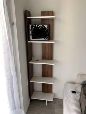 Corner shelving/bookcase for Sale in Miami, FL