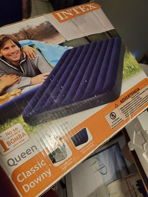 Queen Air Mattress for Sale in Los Angeles, CA