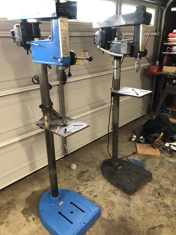 Vintage craftsman drill press