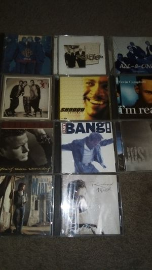 R&b cds for Sale in Port St. Lucie, FL