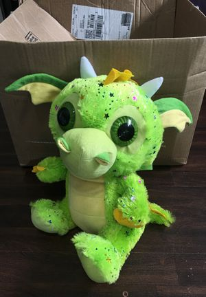 Dragon Stary Stuffed Big Plushie for Sale in Fort Lauderdale, FL