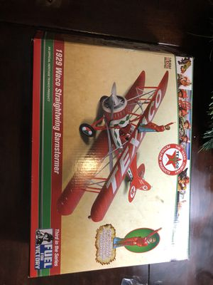 1929 Waco Straightwing Barnstormer Collectible or Toy Awesome for Christmas for Sale in Oceanside, CA
