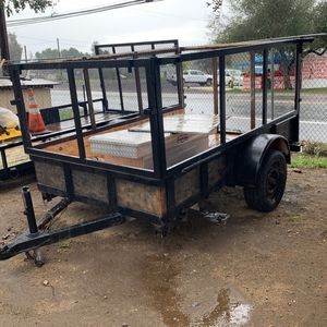 5x8 Utility Trailer for Sale in Pauma Valley, CA