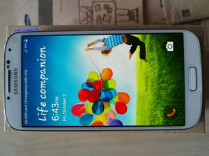 Samsung Galaxy S4 Like new Free Extra Battery for Sale in Tempe, AZ