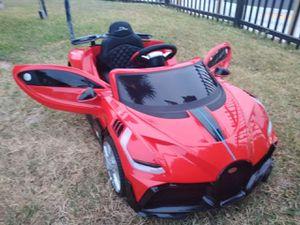 Bugatti divo 12v for Sale in La Puente, CA