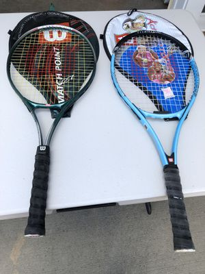 Tennis Rackets for Sale in Fort Mill, SC