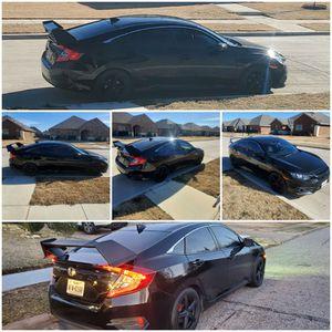2016 Honda Civic for Sale in Waxahachie, TX