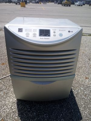 LG dehumidifier for Sale in Grove City, OH