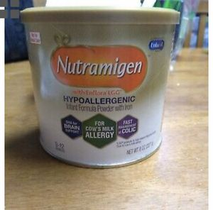 Nutramigen formula for Sale in Fresno, CA