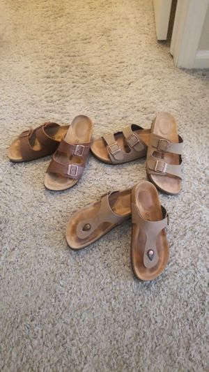 Cushionaire sandals size 7 for Sale in Fresno, CA