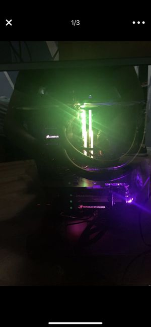 High end Gaming Computer. for Sale in North Las Vegas, NV