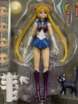 Damaged - Imposter Sailor Moon SHFIGUARTS Action Figure for Sale in El Monte,  CA